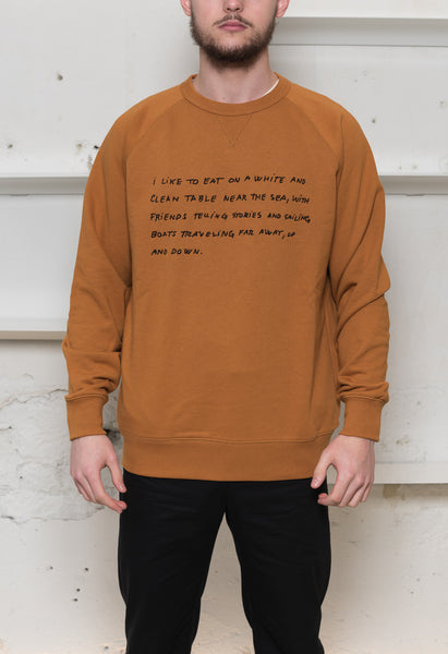 Wood Wood: Hester Sweatshirt Wood Wood - Nowhere