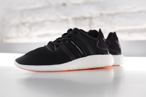Y-3 Yohji Run Black
