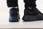 Y-3: Ayero (Black/Black) Y-3 - Nowhere