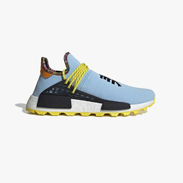 Adidas by Pharrell: SolarHU NMD (Aero Blue) Adidas by Pharrell Williams - Nowhere