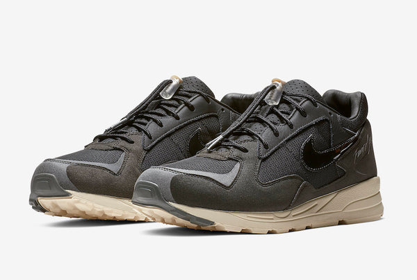 Nike X Fear of God: Air Skylon II (Black/Sail/Fossil)