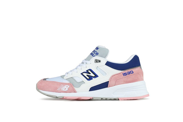 New Balance (Made in UK): 1530 Remix Pack (White/Pink/Blue)