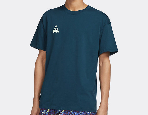 Nike ACG: Tee (Blue Force/Barely Volt)
