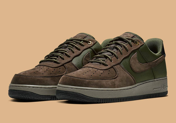 "Nike: Air Force 1 '07 ""Beef & Broccoli"" Nike - Nowhere"