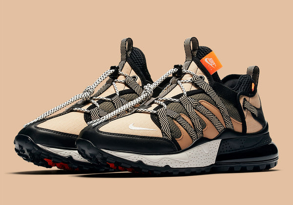 Nike: Air Max 270 Bowfin (Black/Phantom Desert) Nike - Nowhere