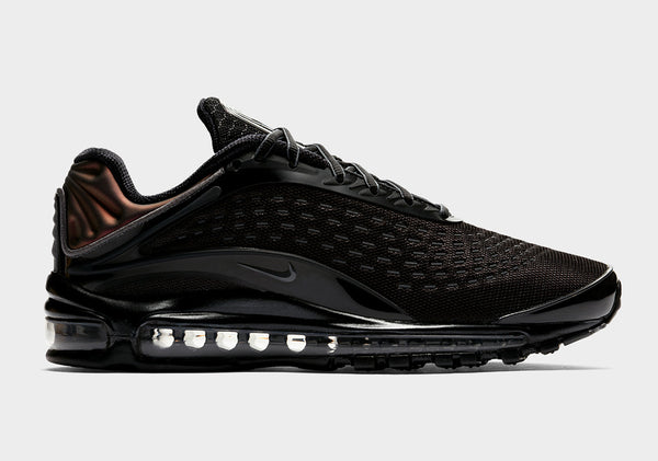 Nike: Air Max Deluxe (Black/Dark Grey) Nike - Nowhere