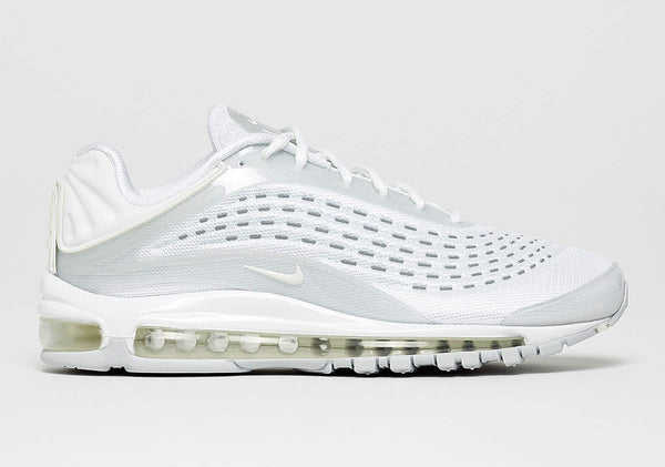 Nike: Air Max Deluxe (White/Sail/Pure Platnuim) Nike - Nowhere