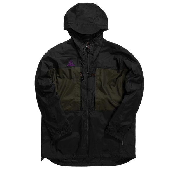 Nike ACG: Anorak (Black/Sequoia/Black)