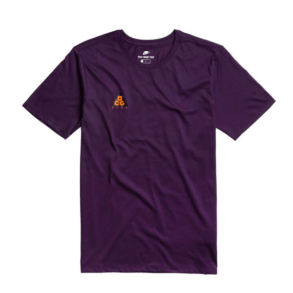 Nike ACG: Tee (Night Purple/Bright Mandarin) Nike ACG - Nowhere