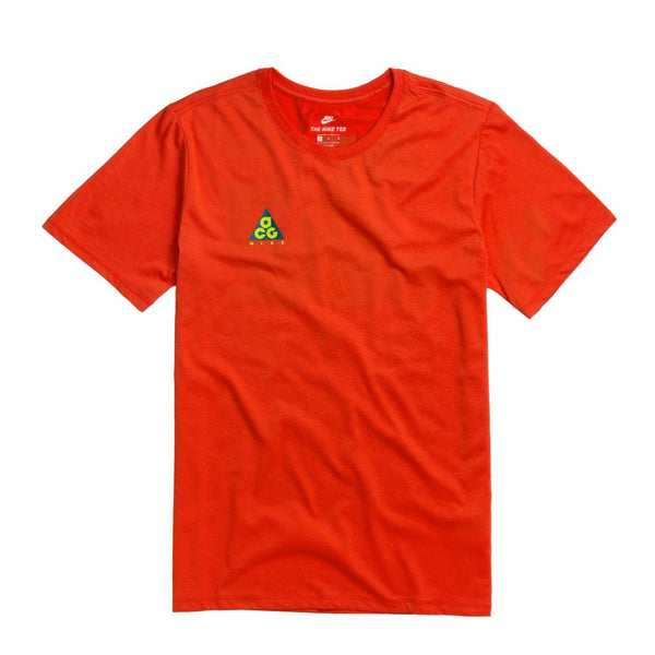Nike ACG: Tee (Habanero Red/Bright Citron) Nike ACG - Nowhere