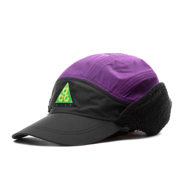 Nike ACG: Tailwind Cap (Black/Night Purple/Black) Nike ACG - Nowhere