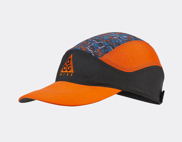 Nike ACG: Tailwind Cap (Black/Safety Orange)