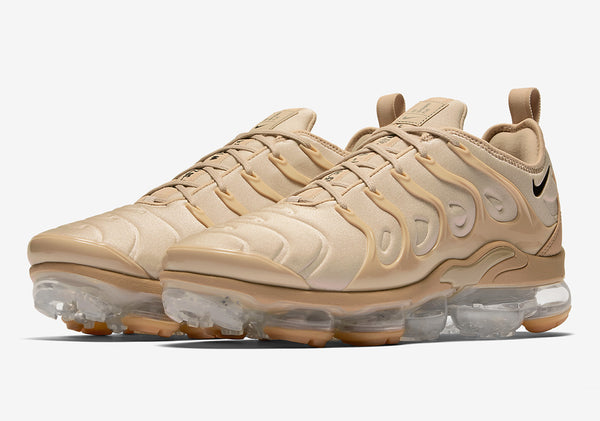 Nike: Air Vapormax Plus (String/Desert) Nike - Nowhere