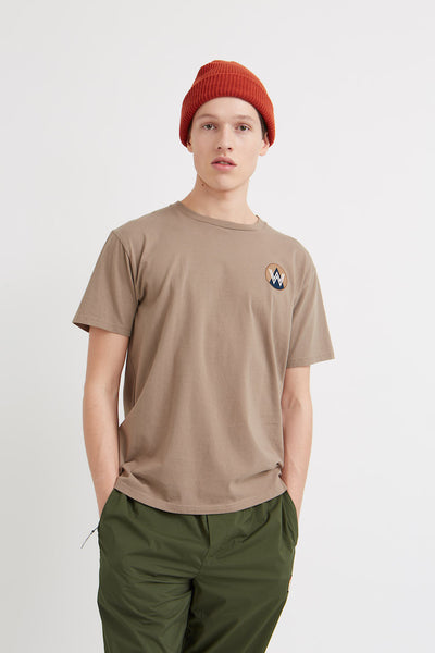 Wood Wood: Patch Tee