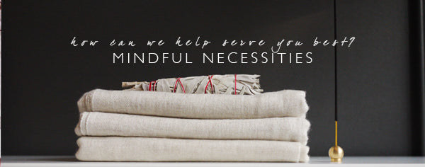 MINDFUL NECESSITIES UPDATE | Ireland | LAST CHANCE SALE
