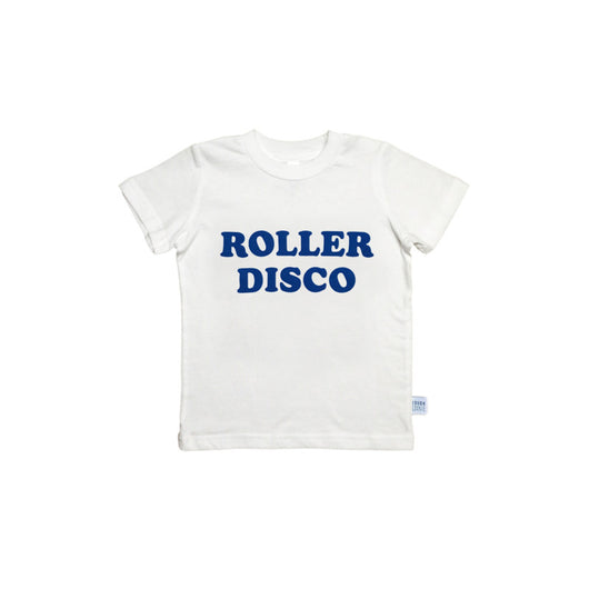 TOUGH COOKIE - T - SHIRT - ROLLER DISCO TOUGH COOKIE - T - SHIRT - ROLLER DISCO, apparel, tough cookie, littlebelleandbeau- littlebelleandbeau