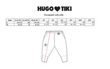Hugo Loves Tiki - Red Bunny Sweat pants Hugo Loves Tiki - Red Bunny Sweat pants, apparel, Hugo loves tiki, littlebelleandbeau- littlebelleandbeau