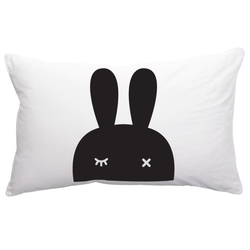 BOPOMOFO -  BunnyEar pillowcase BOPOMOFO -  BunnyEar pillowcase, kids interior, Bopomofoshop, littlebelleandbeau- littlebelleandbeau