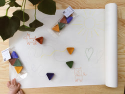 By Hana - Eco- Crayons By Hana - Eco- Crayons, , By Hana, littlebelleandbeau- littlebelleandbeau