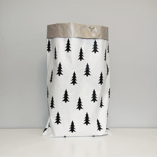 BOPOMOFO - Woodland Tree Paper Storage Bag BOPOMOFO - Woodland Tree Paper Storage Bag, storage, Bopomofoshop, littlebelleandbeau- littlebelleandbeau
