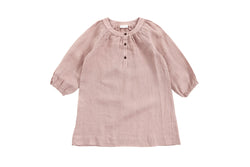NOBONU - BONTON DRESS PINK NOBONU - BONTON DRESS PINK, apparel, Nobonu, littlebelleandbeau- littlebelleandbeau
