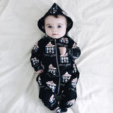 Hugo Loves Tiki - Cupcakes jumpsuit Hugo Loves Tiki - Cupcakes jumpsuit, apparel, Hugo loves tiki, littlebelleandbeau- littlebelleandbeau