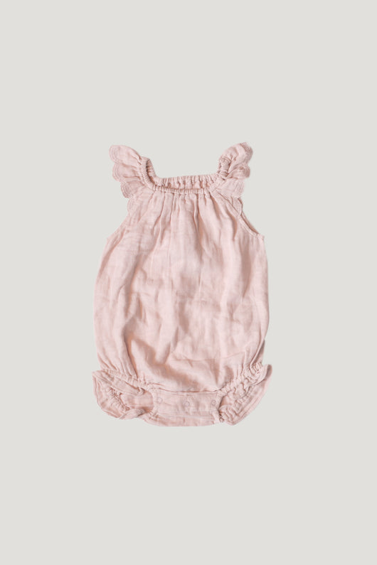 Jamie Kay - Lace Playsuit - Rose Smoke Jamie Kay - Lace Playsuit - Rose Smoke, apparel, Jamie Kay, littlebelleandbeau- littlebelleandbeau