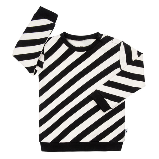 CarlijnQ - ELECTRIC ZEBRA Sweater CarlijnQ - ELECTRIC ZEBRA Sweater, apparel, CarlijnQ, littlebelleandbeau- littlebelleandbeau