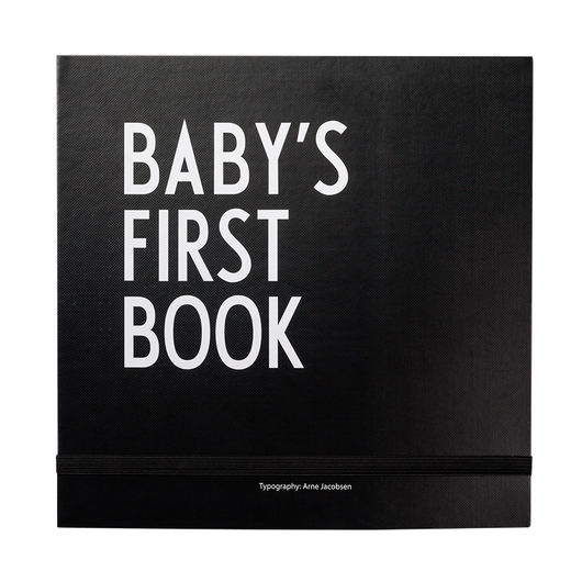 DESIGN LETTERS - BABY'S FIRST BOOK BLACK (GENDER/RELIGION NEUTRAL) DESIGN LETTERS - BABY'S FIRST BOOK BLACK (GENDER/RELIGION NEUTRAL), home, design letters, littlebelleandbeau- littlebelleandbeau