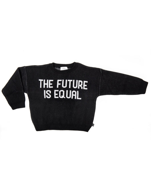 TRESSY CLUB - The Future is Equal Knit - Ladies TRESSY CLUB - The Future is Equal Knit - Ladies, apparel, Tressy club, littlebelleandbeau- littlebelleandbeau