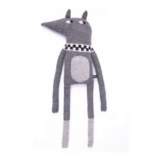 Main Sauvage -- LATERITE grey Main Sauvage -- LATERITE grey, Toys, main sauvage, littlebelleandbeau- littlebelleandbeau