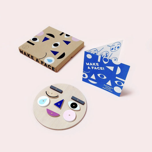 Moon Picnic - Make a face Moon Picnic - Make a face, Toys, Moon Picnic, littlebelleandbeau- littlebelleandbeau
