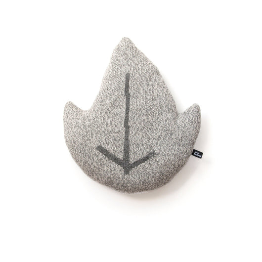 Main Sauvage - MAPLE LEAF PILLOW - GREY Main Sauvage - MAPLE LEAF PILLOW - GREY, Toys, main sauvage, littlebelleandbeau- littlebelleandbeau