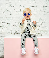 CarlijnQ - Ice cream sweatpants - grey CarlijnQ - Ice cream sweatpants - grey, apparel, CarlijnQ, littlebelleandbeau- littlebelleandbeau