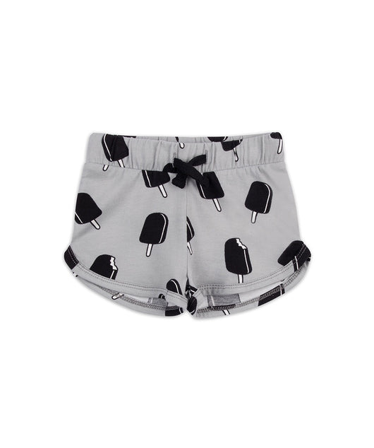 CarlijnQ - Ice cream shorts - grey CarlijnQ - Ice cream shorts - grey, apparel, CarlijnQ, littlebelleandbeau- littlebelleandbeau
