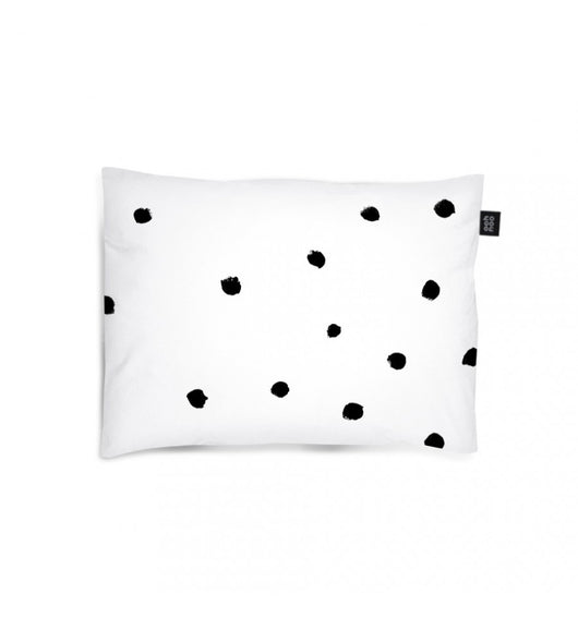 OOH NOO LADYBIRD BABY PILLOWCASE OOH NOO LADYBIRD BABY PILLOWCASE, bedding, Oohnoo Official, littlebelleandbeau- littlebelleandbeau