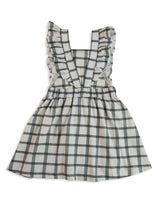 Mad About Mini - Herringbone Check Tunic Dress Mad About Mini - Herringbone Check Tunic Dress, apparel, mad about mini, littlebelleandbeau- littlebelleandbeau