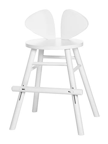 NOFRED MOUSE JUNIOR CHAIR – WHITE- End of November Delivery NOFRED MOUSE JUNIOR CHAIR – WHITE- End of November Delivery, furniture, nofred, littlebelleandbeau- littlebelleandbeau