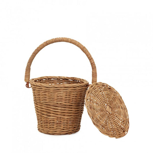 Olli Ella - Little Apple Basket Olli Ella - Little Apple Basket, Toys, olli ella, littlebelleandbeau- littlebelleandbeau