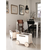 OOH NOO - TOY CHEST ON WHEELS OOH NOO - TOY CHEST ON WHEELS, Toys, Oohnoo Official, littlebelleandbeau- littlebelleandbeau