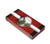 2 Cigar High Gloss Two-Tone Cherry Ashtray