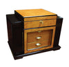 200 Ct. High Gloss Lacquer Humidor w/ Side Storage