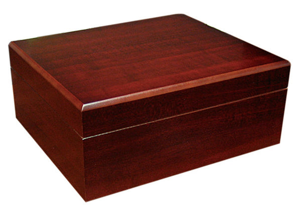 25-50 Count Cherry Humidor Gift Set