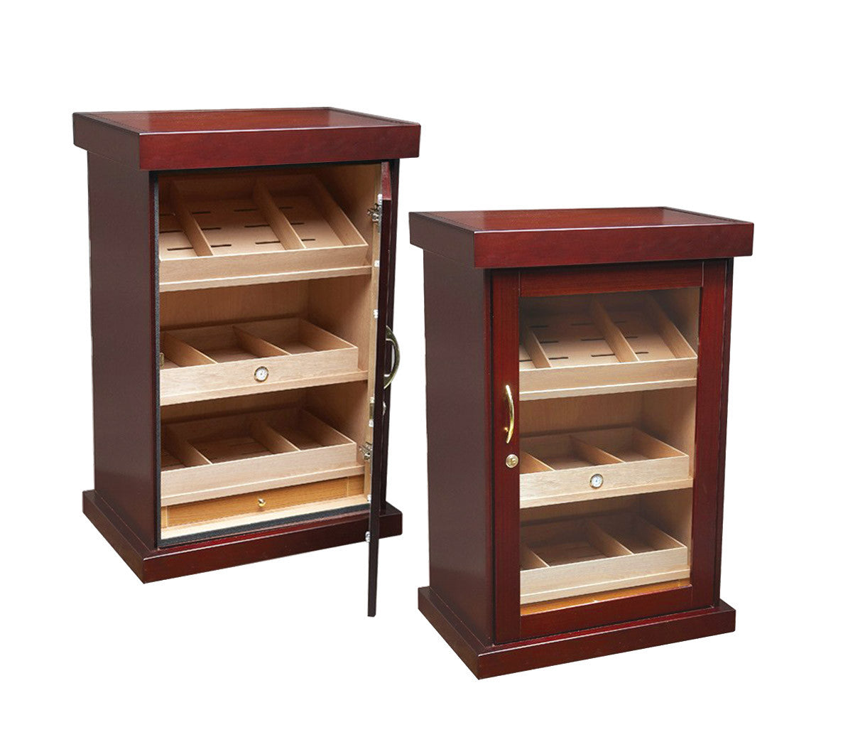Perfect 1000 Count Cigar Cabinet Humidor