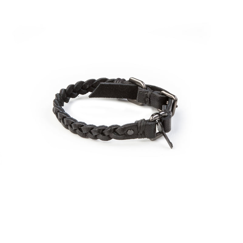 leather bracelet men The Heavenly Flame