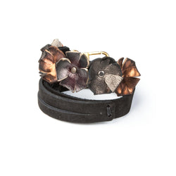 Leather bracelet new The Elated Love