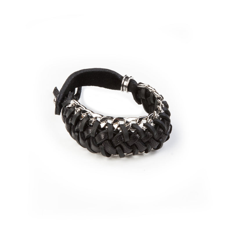 leather bracelet men The Gifted Pledge