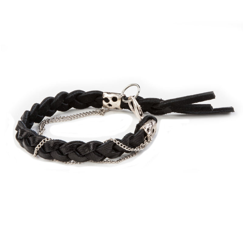 leather bracelet men The Scented Promise