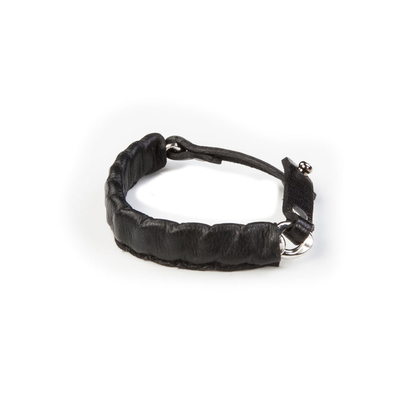 leather bracelet men The Spinel Rock