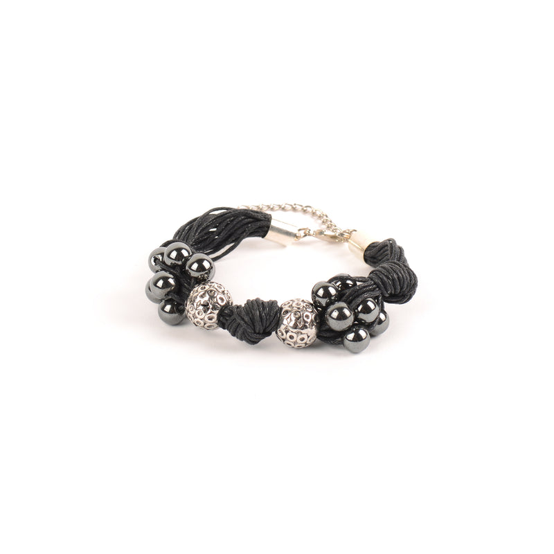 Beads bracelet The crystal bond